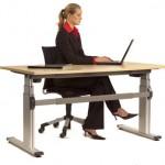 حفظ سلامت در نشستن طولانی مدت