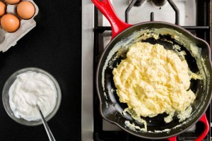 تخم مرغ اسکرامبل