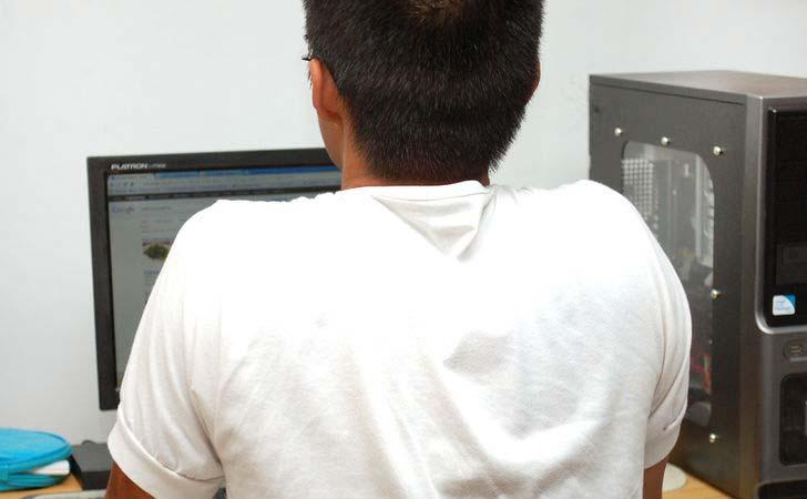 تمرینات یوگا مخصوص پشت کامپیوتر نشینی