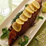 ماهی کبابی رژیمی