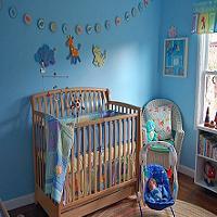 ایمنی اتاق کودکان