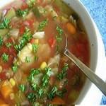 سوپ رژیمی خوشمزه