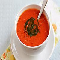 طرز تهیه سوپ قرمز رژیمی