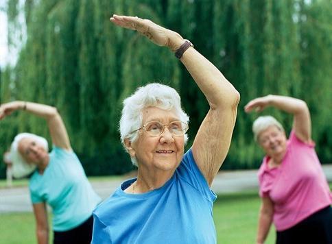 سلامت در دوران سالمندی