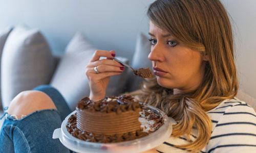 جلوگیری از پرخوری عصبی
