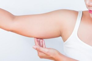 کاهش سایز بازو