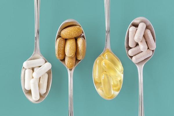 بهترین زمان مصرف مکمل های ویتامین