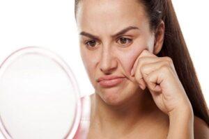7راهکار برای جلوگیری از لاغر شدن صورت در رژیم لاغری