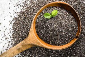 خواص دانه چیا برای لاغری و سلامتی
