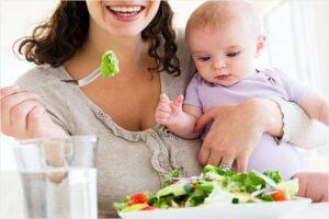 رژیم شیردهی برای کاهش وزن بدون عوارض