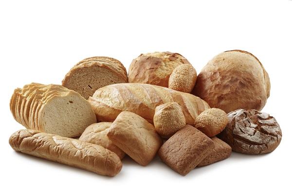 مقایسه انواع نان و کالری هر نوع نان در رژیم غذایی