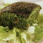 کوکو سبزی رژیمی